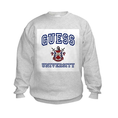 GUESS University Kids Sweatshirt