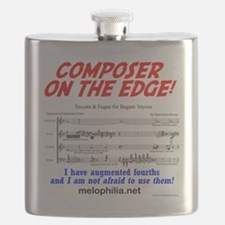 composer on the edge Flask