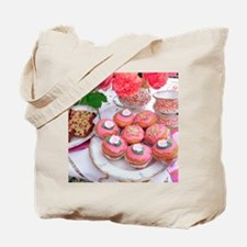 Cakes for afternoon tea Tote Bag