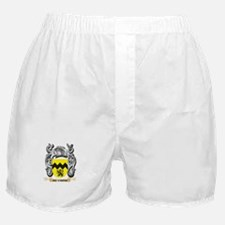 Mc-Varish Coat of Arms - Family Crest Boxer Shorts
