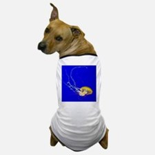 Brown jellyfish Dog T-Shirt
