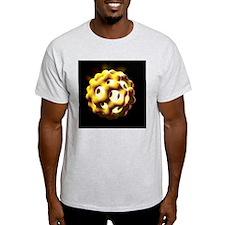Buckminsterfullerene molecule, artwo T-Shirt