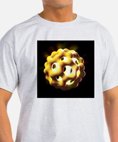 Buckminsterfullerene molecule, artwo T-Shirt