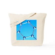 Buckminsterfullerene Tote Bag