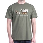 Oregon Trail: You have died o Dark T-Shirt
