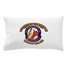 Army - 69th Maintenance Bn Pillow Case