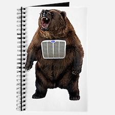 Grill Bear Journal