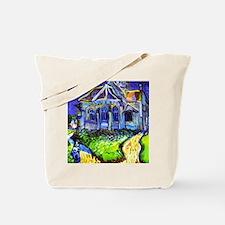 Van Gogh Fine Art Reproduction Church At  Tote Bag