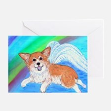 Perfect wings Greeting Card