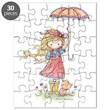In the Rain Puzzle
