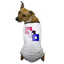 Genderfluid Pride Dog T-Shirt