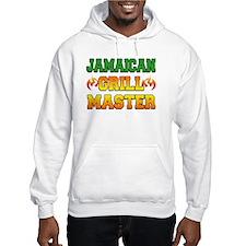 Jamaican Grill Master Dark Apron Jumper Hoody