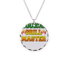 Jamaican Grill Master Dark A Necklace