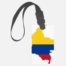 Colombia Luggage Tag