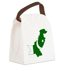 Pakistan Canvas Lunch Bag