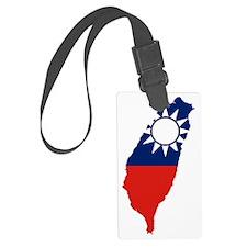 Taiwan( R O C) Luggage Tag