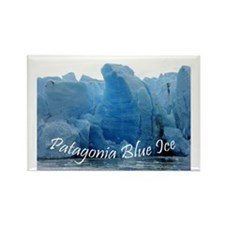 3-Patagonia Blue Ice Magnets