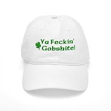 Feckin' Gobshite Baseball Cap