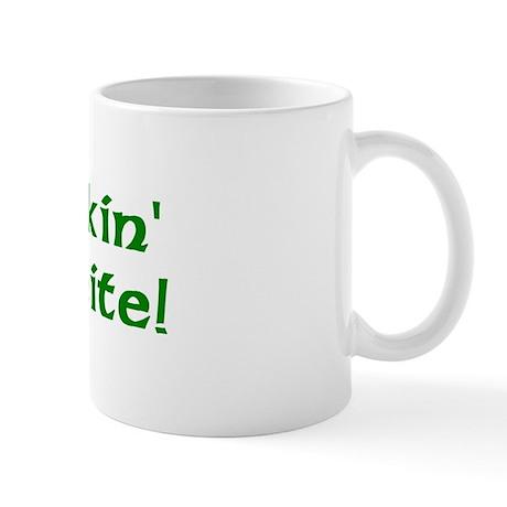 Feckin' Gobshite Mug