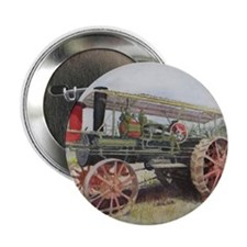 "The Minneapolis Steam Tractor 2.25"" Button"