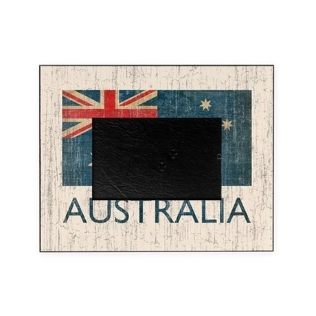 VintageAustralia Picture Frame by Admin_CP1030624