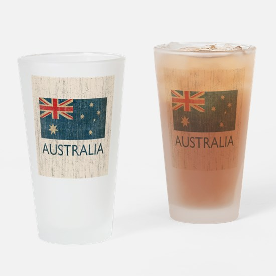 VintageAustralia Drinking Glass