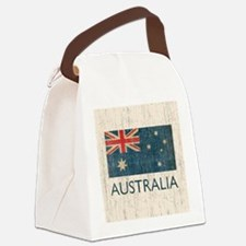 VintageAustralia Canvas Lunch Bag
