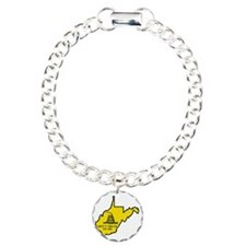 WV Dont Tread On Me Logo Bracelet