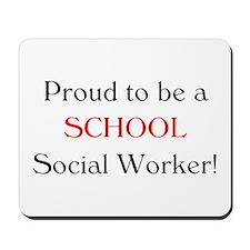 Proud School SW Mousepad