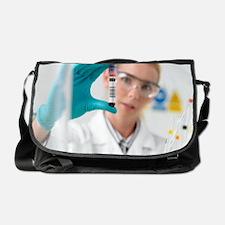Blood research Messenger Bag