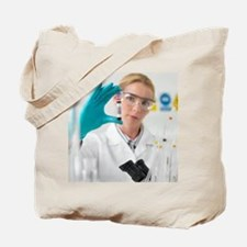 Blood research Tote Bag