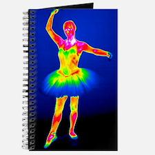 Ballerina, thermogram Journal