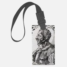 Attila, Emperor of the Huns Luggage Tag