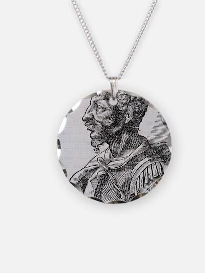 Attila, Emperor of the Huns Necklace