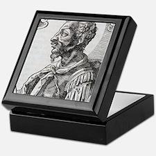 Attila, Emperor of the Huns Keepsake Box