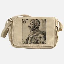 Attila, Emperor of the Huns Messenger Bag