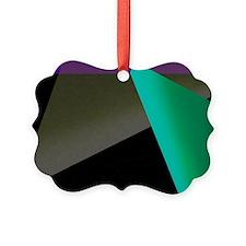 Geometric Spotlight Ornament