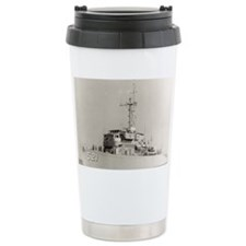 uss assurance large framed prin Travel Mug