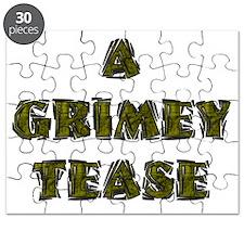 A Grimey Tease Puzzle