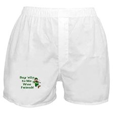 Wee Friend Boxer Shorts