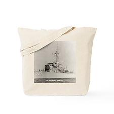uss assurance calendar Tote Bag