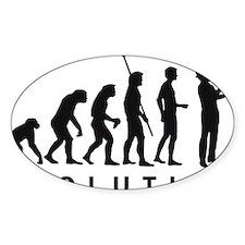 evolution saxophone Decal