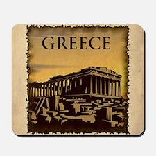 Acropolis Of Athens Mousepad