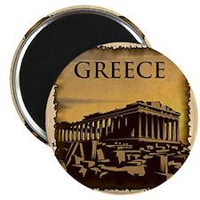 Acropolis Of Athens Magnet