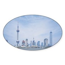Oriental Pearl tower and the Jin Ma Decal