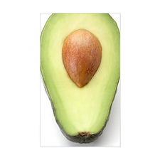 Avocado half Decal