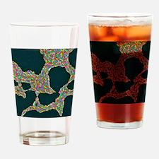 Bacteria contamination, TEM Drinking Glass
