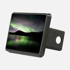 Aurora borealis Hitch Cover