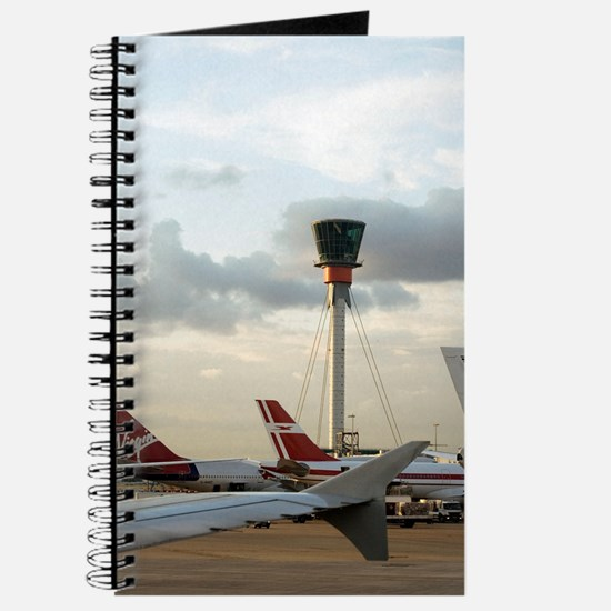 Air traffic control tower, UK Journal