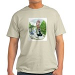 Assorted Trio Pigeons Light T-Shirt